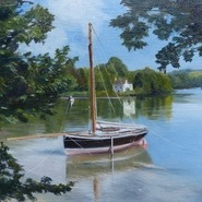 Cowlands Creek, River Fal  SOLD